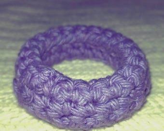 Calming bracelet with lavender