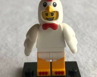 LEGO minifigure, Chicken Suit Guy Series 9