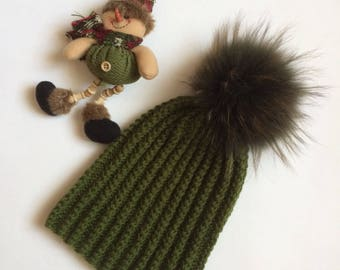 Handmade Women's Hat