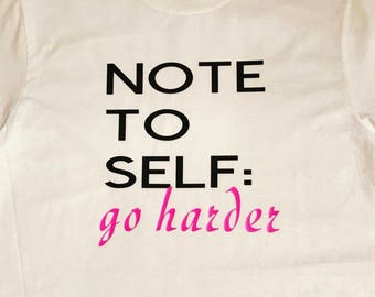 T-shirt......My motto for 2018.. Unisex shirt
