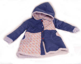 Child's winter coat