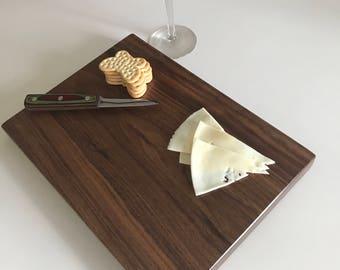 Walnut Cutting Board Full 1 in. Beautiful Face Grain Just 20 dollars
