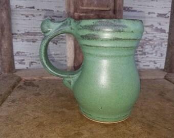 Cobalt Green Mug