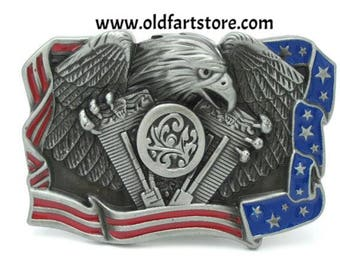 Big Bad Belt Buckle