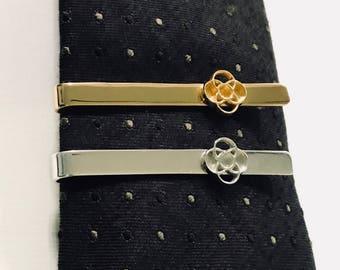 Custom Personal Logo/Emblem Tie Bar