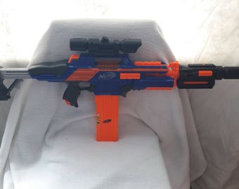 Nerf rapid strike CS18 with mods