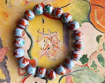 Matisse-style Fish Bracelet