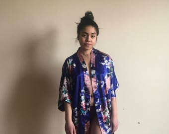 Bird of Paradise Robe