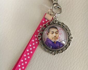 Door keys or jewelry bag