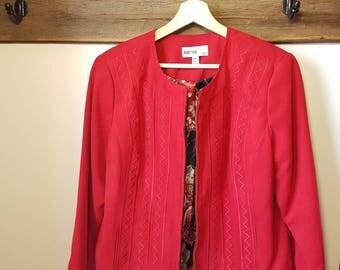 90's vintage blazer