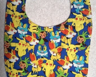 Pokemon Baby Bibs