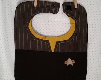 Baby Bib: Star Trek Deep Space 9