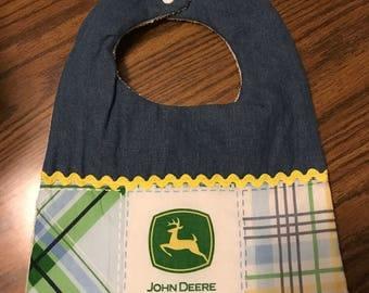 John Deere bib