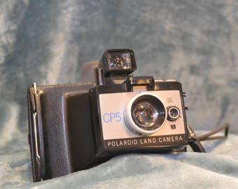 Vintage Polaroid Land Camera - CP5