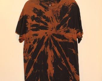Bleached tshirt