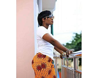 Female ankara shorts, ankara knickers, african print shorts, african print knickers, hand made, african,ankara,female shorts,female knickers