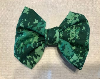 Army Green Bow Tie