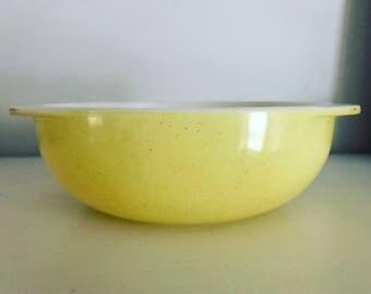 Vintage PYREX Yellow Desert Dawn 024 *Free Shipping*