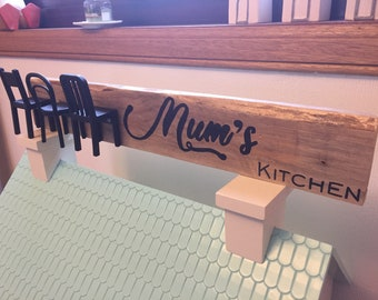 Mum's Kitchen Hooks