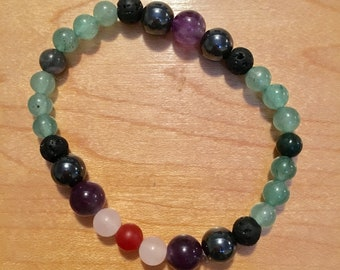 Healing Bracelet for Luck and Action