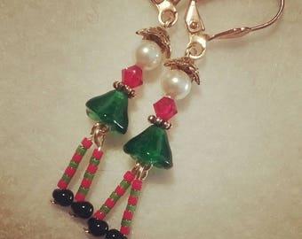 Santa's Little Helpers Earrings