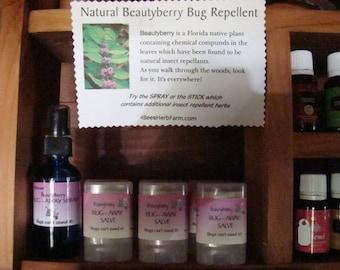 Beautyberry Bug Away Salve
