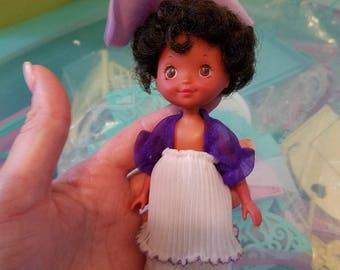 Rose Petal Iris Doll