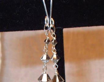 Pick Your Color Swarovski Crystal Earrings