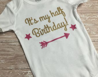 First Birthday Onesie/ First Birthday Shirt/ 1st Birthday Shirt/ 1st Birthday Onesie/ custom baby onesie/ Personalized Baby Shirt