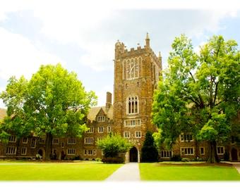 Duke University Crowell Clock Tower