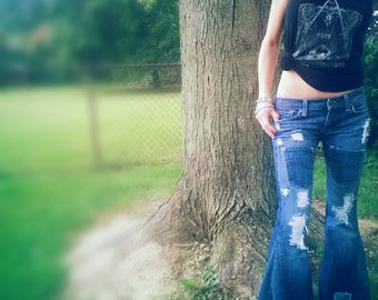 Seven For All Mankind Bell bottoms