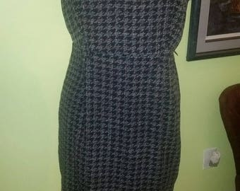 Exquisitely Chic Plus size 1950's Inspired Wiggles Dress