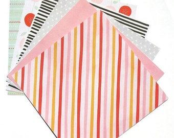50% OFF - Fine & Dandy - 6x6 Dear Lizzy Paper Pack