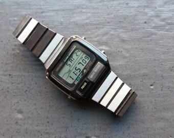 Vintage Seiko Pulsemeter Watch 80's