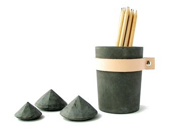 Concrete Door Stopper Concrete Home Decoration