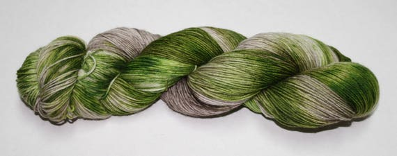 Ready to Ship - Lord Lovat Hand Dyed Sock Yarn - Tough Sock