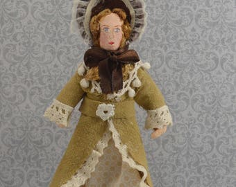 Les Miserables Cosette Miniature Classic Literature Collectible