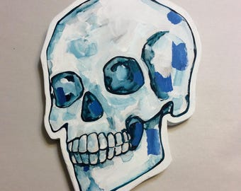 skull (cut out)