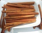 20 - 6 inch Dried Cinnamon Sticks Organic Bulk