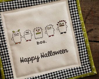 Sweetwater Ink- Boo Swatch