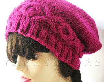 The Hugs & Kisses Slouchy Hat