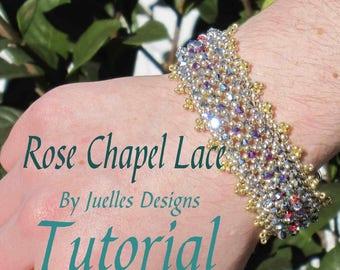Rose Chapel Lace - Tutorial