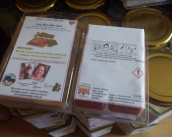 Bitter ChocoBlocka Scented Soy Wax Melts Pack