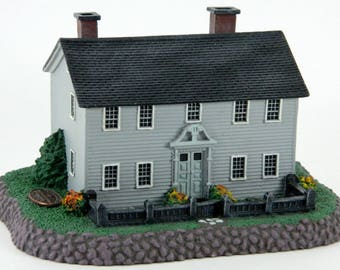 Mission House Rockwell Family Trust Rhodes Studios 1992 Village House Building 21082