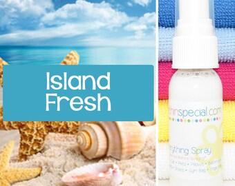 Island Fresh Everything Spray, Body Spray, Room Spray, Bathroom Spray, Car Spray, Pet Spray, Blanket Spray, Pillow Spray, Kids Room Spray