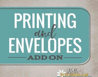 Printing & Envelopes FOR Jasmin