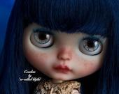 OOAK custom Neo Blythe doll Coraline
