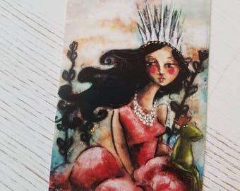 Kissed a Few ACEO discontinued prints