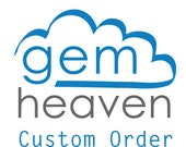 oO Custom order LISTING Oo