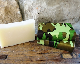 Hunters Soap, Unscented Soap, Hunters Unscented Soap,  Vegan soap, Handmade Soap, Homemade soap, Fragrance Free Soap